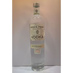 Grays Peak Vodka Small Batch 750Ml