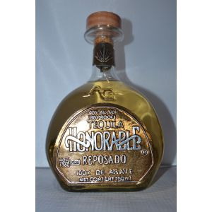 Honorable Tequila Reposado 100% Agave 750Ml