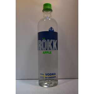 Rokk Vodka Apple 750