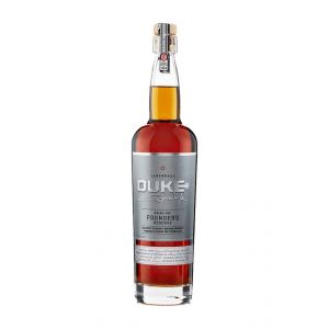 Duke Bourbon Founders Reserve Finished In French Oak Barrel Kentucky 750Ml - liquorverse
