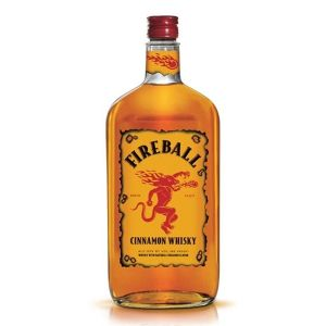 Fireball Whisky Cinnamon 750Ml