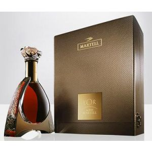 Martell Cognac L Or De Jean Martell France 750Ml