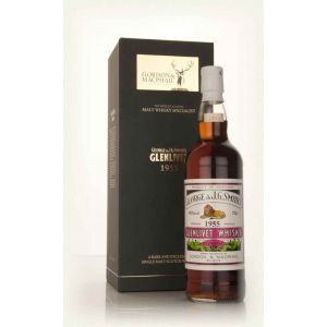 Glenlivet Scotch Single Malt Rare 1955 Vintage 750Ml