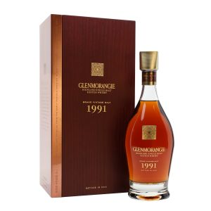 Glenmorangie Scotch Scotch Single Malt 1991Vtg Bottled 2018 750Ml
