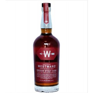 Westward Whiskey Single Malt Oregon Stout Cask Oregon 750Ml - liquorverse