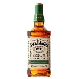 Jack Daniels Whiskey Rye Tennessee 90Pf 750Ml
