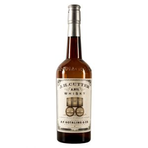 J H Cutter Whiskey San Francisco 750Ml