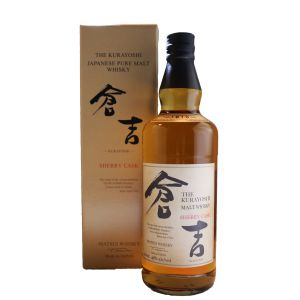 The Kurayoshi Whiskey Pure Malt Sherry Cask Japan 92Pf 750Ml - liquorverse