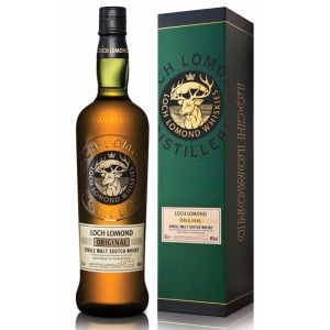 Loch Lomond Scotch Single Malt Original 750Ml