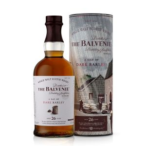 Balvenie A Day Of Dark Barley Scotch Single Malt 26Yr 750Ml