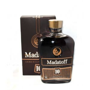 Madatoff Brandy Armenia 10Yr 375Ml