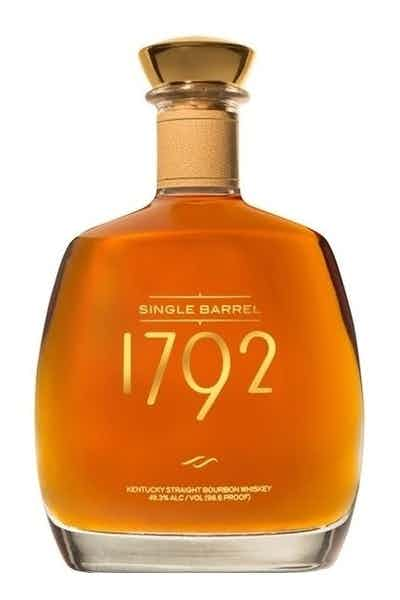 1792 Single Barrel Kentucky Bourbon - 750mL