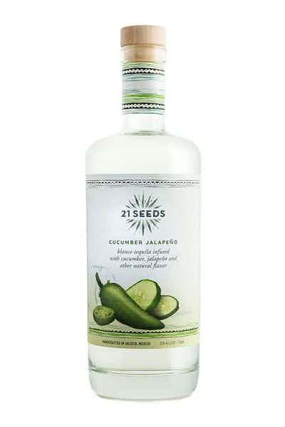 21 Seeds Tequila Cucumber Jalapeno 750Ml