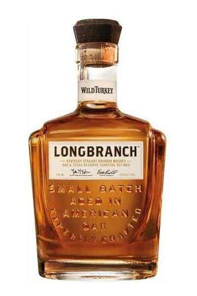 Wild Turkey Longbranch Bourbon Small Batch Kentucky 86Pf 750Ml - liquorverse