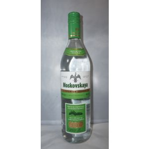 Moskovskaya Vodka Russian 750Ml