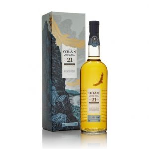 Oban Scotch Single Malt Limited Edition 21Yr 750Ml