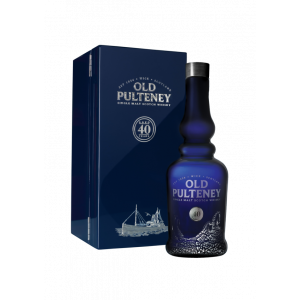 Old Pulteney Single Malt Scotch Whisky 40Yr 750Ml