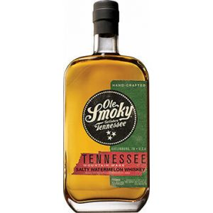Ole Smoky Whiskey Salty Watermelon Tennessee 750Ml