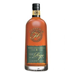 Parkers Heritage Collection 8Yr Rye - 750mL - liquorverse
