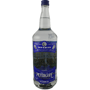 Petergoff Vodka Belorussia 750Ml