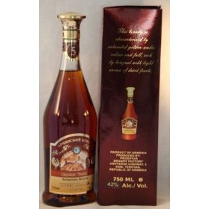 Queen Tamara Brandy Armenian 5Yr 750Ml