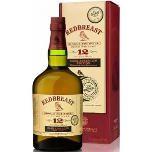 Redbreast Whiskey Irish Cask Strength 12Yr 750Ml - liquorverse