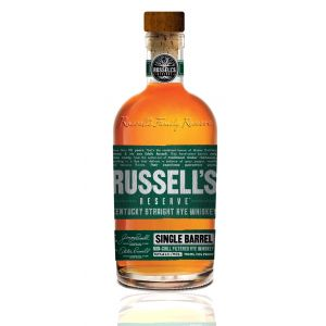 Russell'S Whiskey Rye Single Barrel Reserve Kentucky 104Pf 750Ml - liquorverse