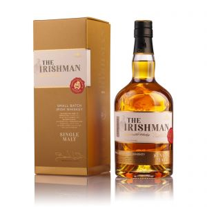 The Irishman Whiskey Single Malt Small Batch Irish 750Ml - liquorverse