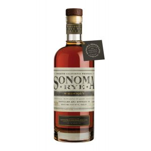 Sonoma Whiskey Rye Alembic Pot Distilled Sonoma County California 96Pf 750Ml - liquorverse