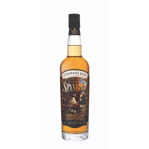 Compass Box The Spaniard Scotch Blended In Spanish Wine Casks 86Pf 750Ml