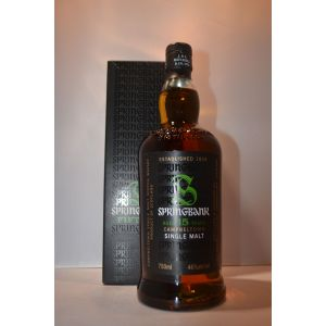 Springbank Scotch Single Malt 92Pf 15Yr 750Ml