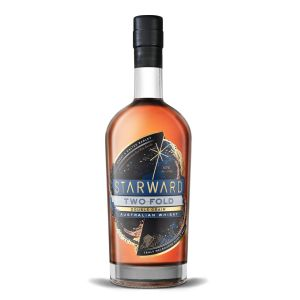 Starward Two Fold Whisky Double Grain Australia 750Ml - liquorverse