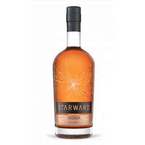 Starward Nova Whiskey In Red Wine Barrels Australia 82Pf 750Ml - liquorverse