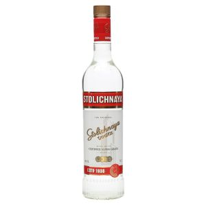 Stolichnaya Vodka Latvia 750Ml