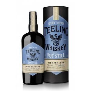 Teeling Whiskey Single Pot Still Irish Non Chill 750Ml - liquorverse