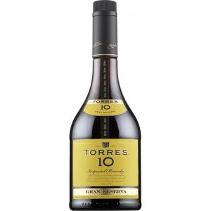 Torres  Brandy Imperial Gran Reserve Spain 10Yr 750Ml