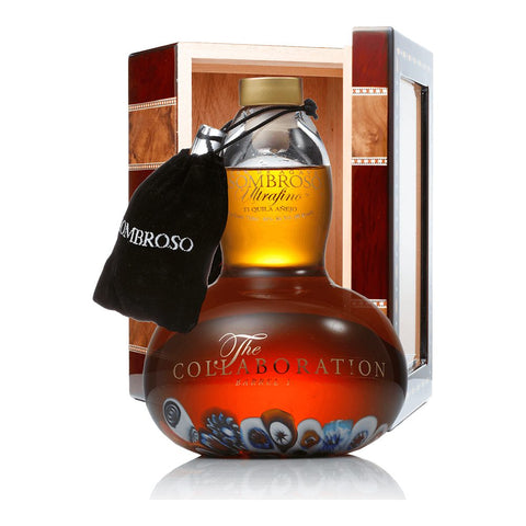 Asombroso Tequila The Collaboration Finished In Silveroak Cab Barrel 11Yr 750Ml