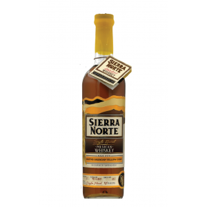 Sierra Norte Whiskey Single Barrel Yellow Corn Mexico 90Pf 750Ml - liquorverse