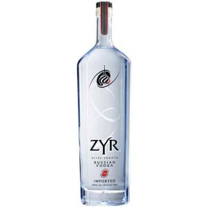 Zyr Vodka Ultra Smooth Russian 375Ml