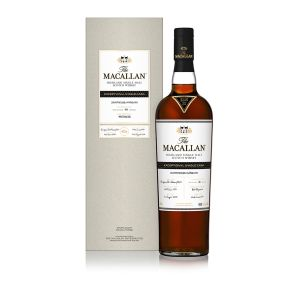 Macallan Scotch  Exceptional Single Malt 1Of 612 Bottles 2017/Esb-8841/03 121.6Pf 750Ml