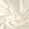 VANILLA | 1173-WHITE - SOLID ANNABELLE STRETCH SATIN - Zelouf Fabrics