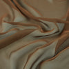 COPPER | 946-BROWN - SOLID IRIDESCENT CHIFFON - Zelouf Fabrics