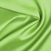 LIME LOVE | 9937-GREEN - SOLID MIKADO TWILL SATIN - Zelouf Fabrics