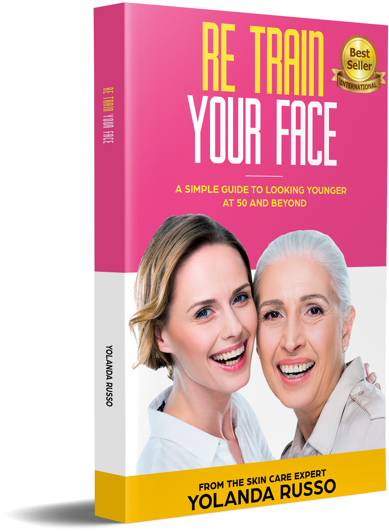 ReTrain Your Face: A Simple Guide To Looking Younger At 50 And Beyond - beautyoncommand