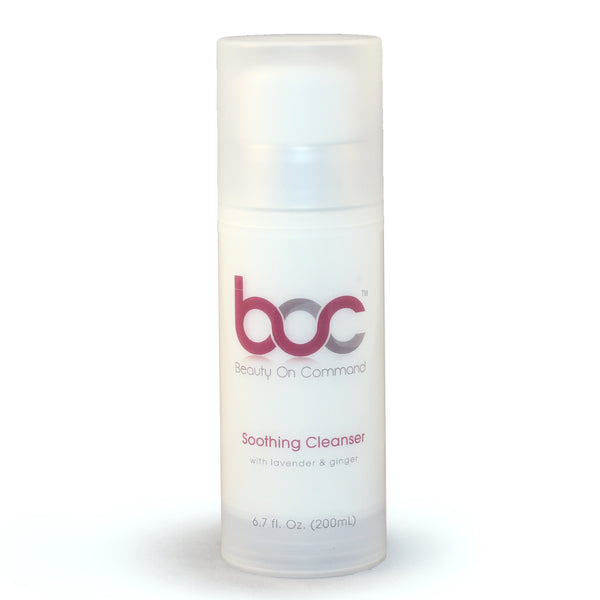 Soothing Cleanser - beautyoncommand