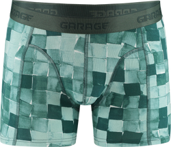 Boxershort - Hawaii Green