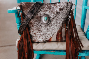 Pendleton and Speckled Hide Dolly