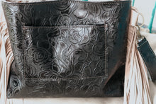 Load image into Gallery viewer, Rose Gold Acid Wash Speckled with Black Rose Kindall