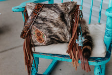 Load image into Gallery viewer, Sunflower Brindle Reba Crossbody