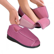 Load image into Gallery viewer, Womens Extra Wide Slippers
